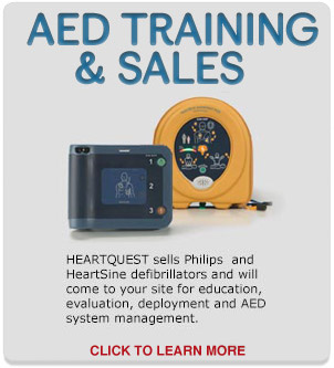 We Distribute Philips AEDs