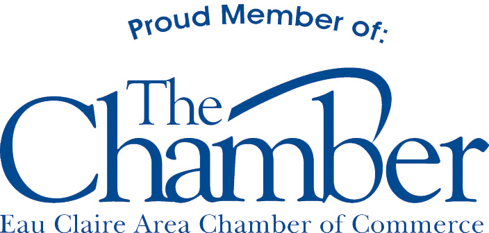 Proud Member of the Eau Claire Chamber